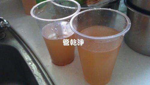 香山 清洗水管