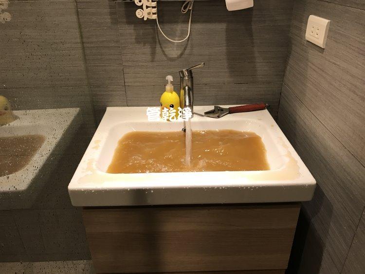 大安區 敦化南路 洗水管