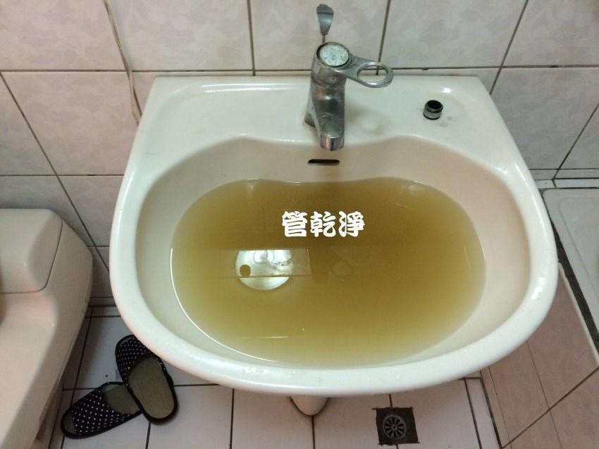 熱水噗噗作響? 新竹 竹東 博愛街 洗水管