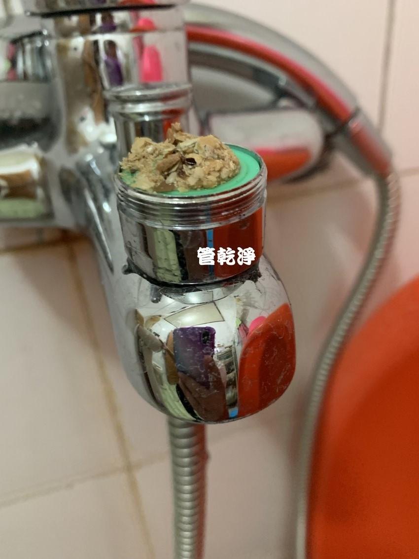 清洗水管, 水管清洗