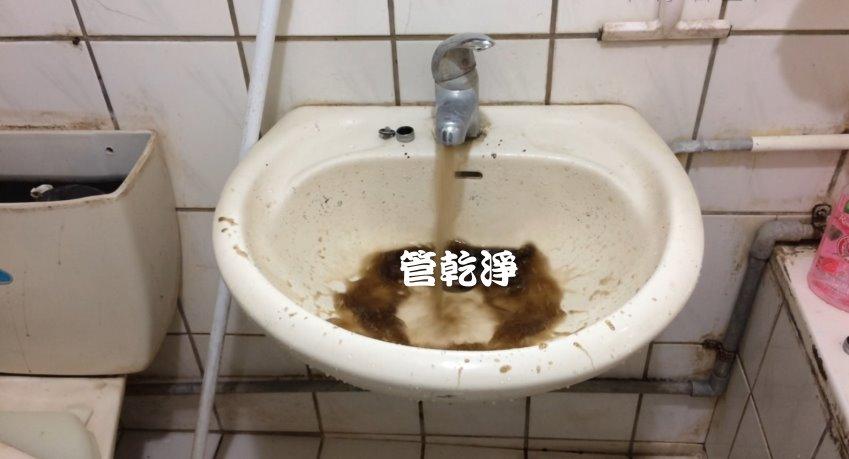 旋鈕一轉就有仙草? 新竹 東區 建新路 清洗水管