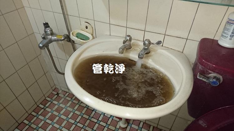 彰化 花壇 水管清洗