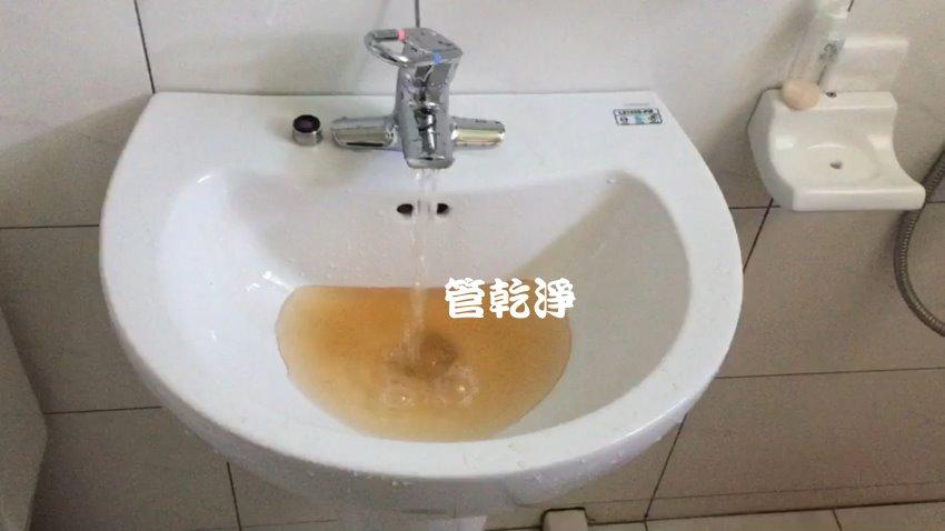 水管堵住洗水管有用? 新北 中和 興南路 洗水管