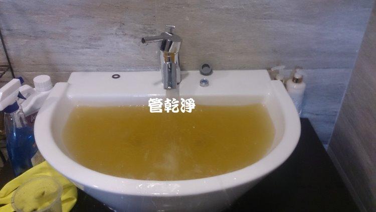 平鎮新富二街 清洗水管 - 我家有檸檬汁