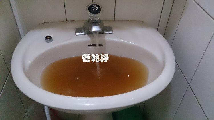 台北新莊 水管清洗 之 我家有咖啡