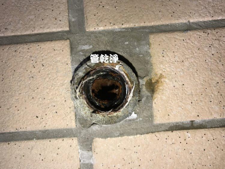 台中南屯 文心一路 洗水管
