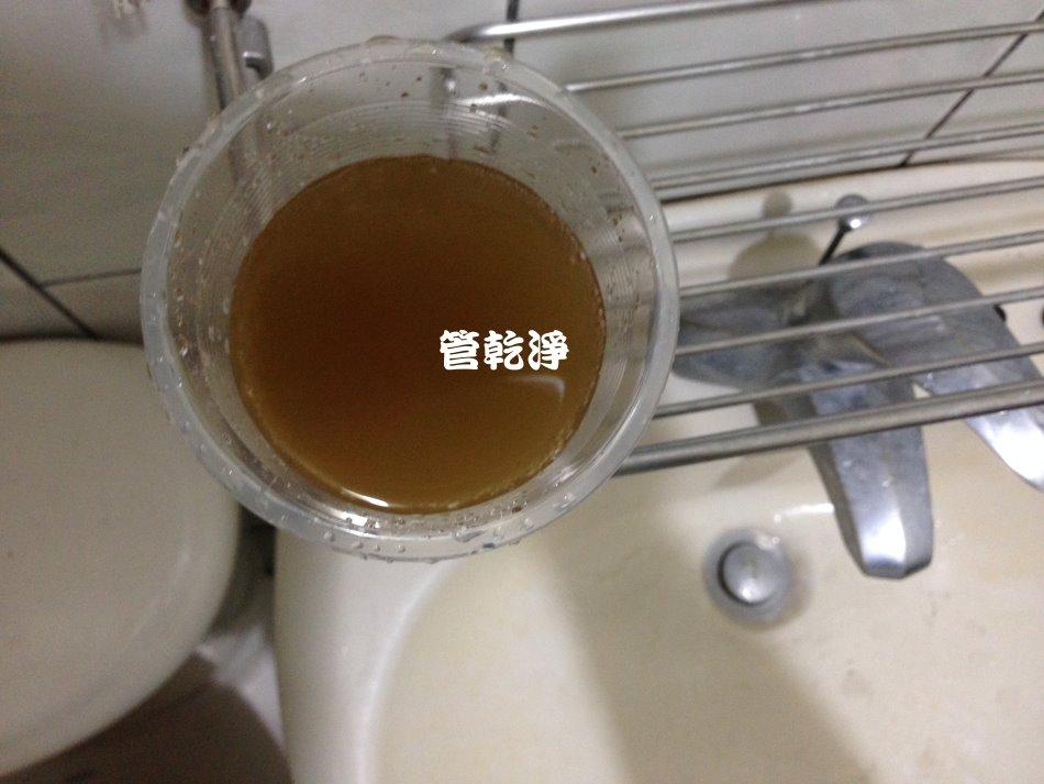 水龍頭冒出咖啡? 台北 中山區 林森北路 洗水管