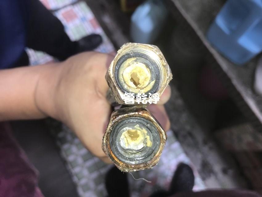 水管堵塞出不了水? 桃園 龍潭區 聖庭路 洗水管