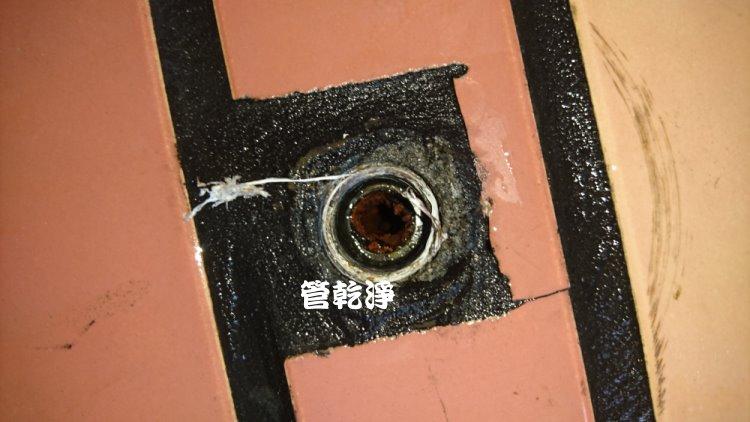 蘆竹 長春街 洗水管